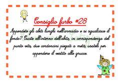 Vivi con Letizia: Consiglio furbo #28 - Gli abiti si sgualciscono ne...