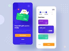 Constellation Small Wine Gift Card Customization 2 by ZhaoWei for UIGREAT Studio on Dribbble Mobile App Design Templates, Mobile Design, Birthday Gift Cards, Happy Birthday Gifts, Web Design, App Ui Design, Cute App, Mobile App Ui, Wine Gifts