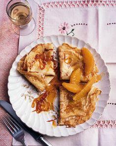 Crepe Suzette: süße Französin - Rezepte - [LIVING AT HOME]