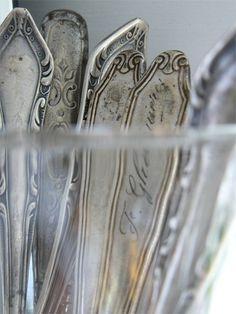 Gray silverware #beautifulswitch