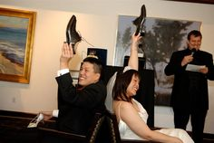 Many couples using games, activities to make their wedding reception more fun - Toledo Blade