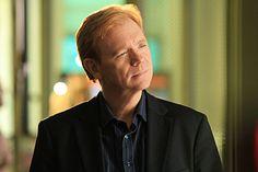 David Caruso in CSI: Miami....his character is sexy (Horacio Cane)