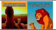 Funny but sadly so true. load shedding :(
