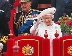 Diamond Jubilee celebrations – Thames Pageant