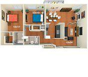 Riverside Apartments, Alexandria, VA | Floor Plans