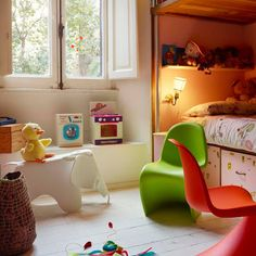 MEET◀◀Eames◀◀MOOD_Il design Eames a casa