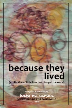Because They Lived US Trade Paperback