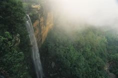 Fitzroy Falls where I was raised. 81m water fall into a sometimes mist filled valley. Beautiful ferns and long walks. If there is anywhere in the world I would go back to it would be the Southern Highlands sadly my parents sold our property that was only 2kms from the falls. But if I had a million spare dollars....