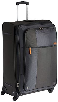 d02efa6458f Buy  10  American Tourister Hugo Polyester 77 cms Green Softsided Suitcase  (53W (