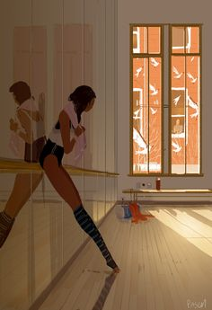 And then practice some more. #pascalcampion