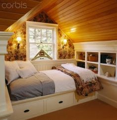 Great use if attic space