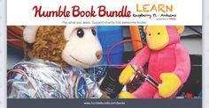 Humble Bundle - Make: Raspberry Pi and Arduino electronics ebooks - PWYW http://www.lavahotdeals.com/us/cheap/humble-bundle-raspberry-pi-arduino-electronics-ebooks-pwyw/49347