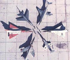 Century Series Fighters: F-100 Super Sabre, F-101 Woodoo, F-102 Delta Dagger, F-104 Starfighter, F-105 Thunderchief, F-106 Delta Dart