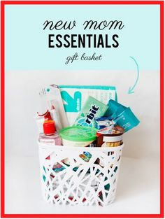 Gifts for second time moms baby shower gift ideas mom new pretty best images New Mom Gift Basket, Baby Shower Gift Basket, Diy Gift Baskets, Baby Shower Gifts, Diy Gifts For Mom, Gifts For New Moms, New Baby Gifts, Baby Presents, Making Jewelry For Beginners