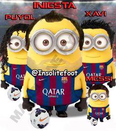 football -minion !!