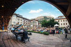 31 luglio 2014  INAUGURAZIONE DEL FESTIVAL DINO CIANI. Jeffrey Swann, pianoforte; Madelyn Renée, soprano; Coro Cortina; Corrado Tedeschi, voce recitante