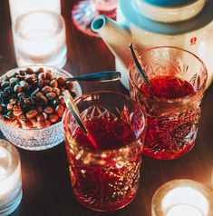 Alcoholic Drinks, Wine, Christmas, Food, Apple Juice, Sliced Almonds, Cooking, House, Recipes