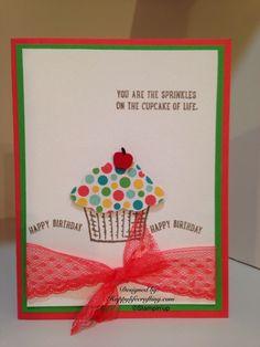 Sprinkles of Life - SU - birthday