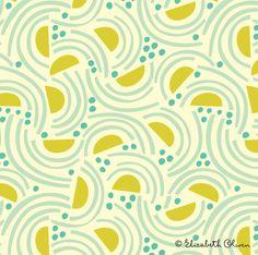 Elizabeth Olwen. abstract : citrus curves