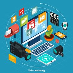 Secrets of Video Marketing to Increase Brand Awareness Marketing Words, The Marketing, Digital Marketing, Marketing Videos, Online Marketing, Photo Texture, Vector Photo, Target Audience, Abstract Photos