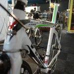 Viner op Bike Motion 2010 - Italiaanse Racefietsen