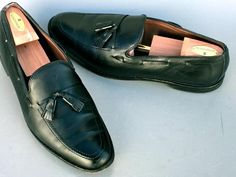 55d259a4a29 Allen Edmonds Grayson Dress Loafers  395. DRESS SHOES~TASSELS`Sz 12 E~