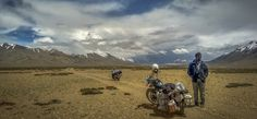 Lonely India – Traveled 500 Days around India On a Borrowed motorcycle