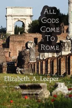 that's too funnyCongratulations to Wartburg Theological Seminary professor and former Carnegie-Stout trustee Beth Leeper on the publication of her historical novel, All Gods Come To Rome.
