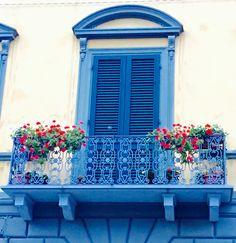 Pisa, aprile 2015 #balconefiorito