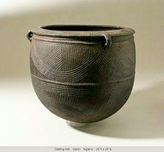 Cooking Pot, Gwari, Nigeria