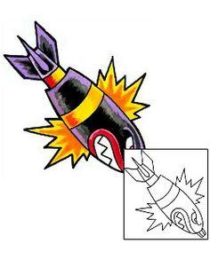 Traditional Tattoos GUF-00197 Created by Grumpy