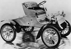 July 23,  1903: THE FORD MOTOR COMPANY SELLS ITS FIRST AUTOMOBILE  -    Ford Motor Company sells its first car, the Model A, to a person named Ernest Pfenning of Chicago.