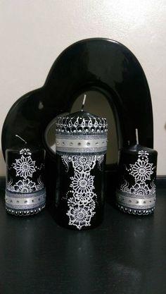 Henna cande  https://www.etsy.com/uk/listing/255470561/henna-candle-set