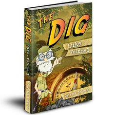 The Dig for Kids is a GREAT resource for teaching your child the Bible! Through tomorrow you can get the kindle versions for only $2.99 or the paperback for $9.99!!