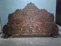 Door Design, Bed Design, Carved Beds, Bedroom Furniture, Bedroom Decor, Beaded Boxes, Cots, Samar, Classic Furniture