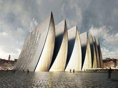 Church in  Strasbourg France