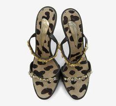 Giuseppe Zanotti Design Black Sandal