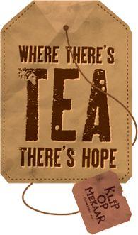 I <3 tea.