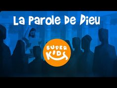 POUR ENFANTS - La Parole de Dieu//FOR KIDS - The Word Of God//Les Superkids - EP08 - YouTube Word Of God, Words, Youtube, Books Of Bible, Youtubers, Horse, Youtube Movies