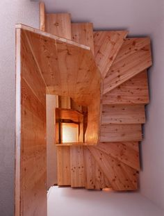 another example for the main staircase