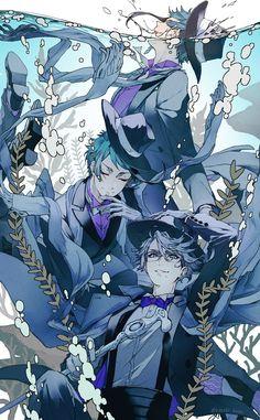 Anime Demon, Anime Manga, Anime Art, Anime Boys, Disney Games, Disney S, Disney Villains, Disney Drawings, Illustration Art