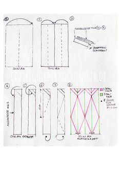 DIY    Origami Papierlampe ° Origami Paper Lamp  ° Lampe aus Papier falten ° Tutorial ° Anleitung