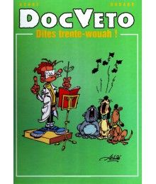 Extrait de la série DocVeto par Christian Godard et Achdé, en lecture digitale sur www.bd-artstrip.com