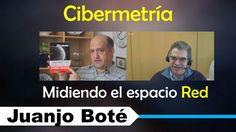 Video-entrevista de Juanjo Boté a Isidro Aguillo por su libro Cibermetría. Midiendo el espacio red La Red, Videos, Youtube, Pocket Books, Interview, Space, Video Clip