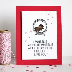 Lawn Fawn Wheelie Like You