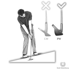 This golf chipping lesson shows you how to play chip shots from an uphill sloping lie, otherwise known as an upslope. Abby Wambach, Chipping Tips, Golf Chipping, Aly Raisman, Aaron Rodgers, Alex Morgan, Arsenal Fc, Ac Milan, Alabama Football