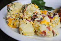 Bacon Ranch Potato Salad | Tasty Kitchen: A Happy Recipe Community!