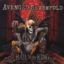 Disco de Vinil Avenged Sevenfold - Hail To The King