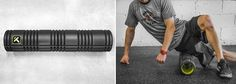 The Grid 2.0 (Black) - Trigger Point Foam Roller - Rogue Fitness