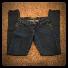 Express skinny jeans Like new Express Pants Skinny